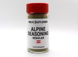 Alpine Seasoning
