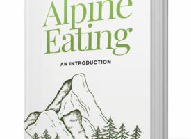 Alpine Eating Cookbook